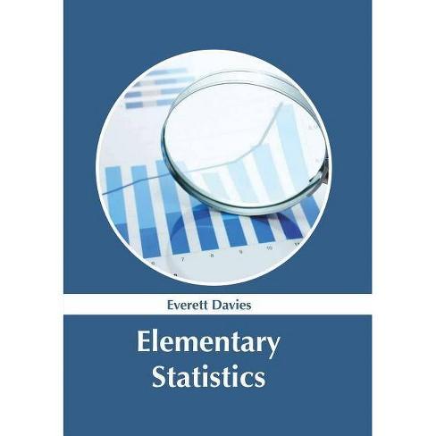Elementary Statistics - (Hardcover)