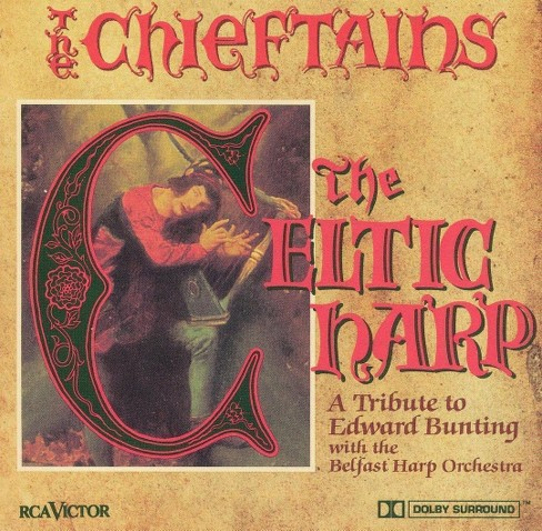 Chieftains - Celtic harp (CD) - image 1 of 1