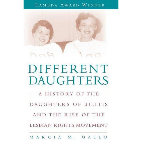 Different Daughters - by  Marcia M Gallo (Paperback) - image 1 of 1