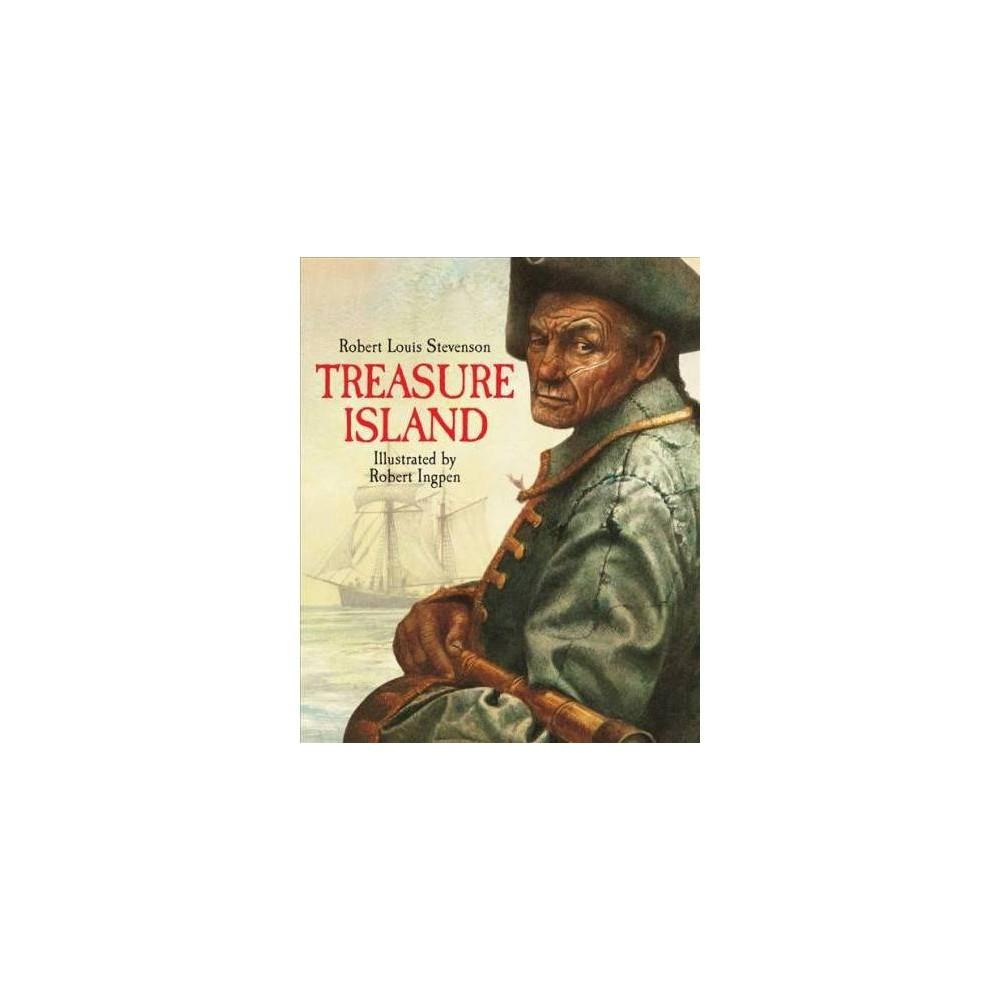 Treasure Island - 2 (Abridged Classics) by Robert Louis Stevenson (Hardcover)
