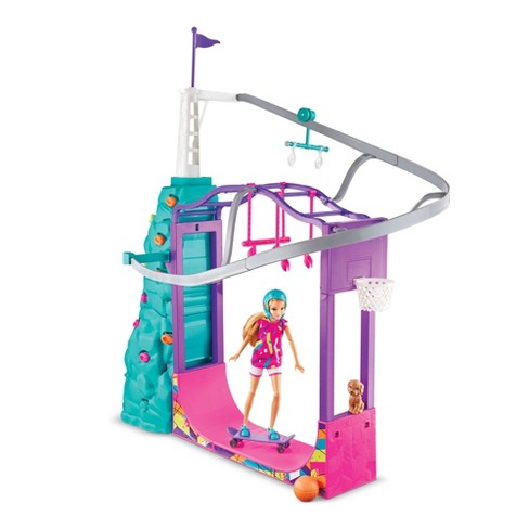 Barbie Team Stacie Extreme Sports Playset Kid Toy Gift
