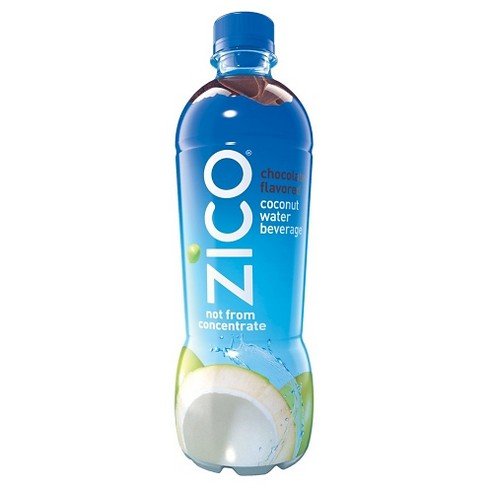 ZICO Chocolate Flavored Coconut Water Beverage - 16.9 fl oz Bottle - image 1 of 1