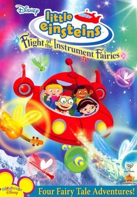 Little Einsteins: Flight of the Instrument Fairies (DVD)