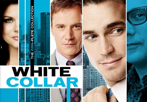White collar:Con plete collection (DVD) - image 1 of 1