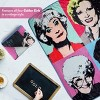 "Golden Girls Warhol Fleece Throw Blanket | 45""x60"" - image 2 of 4"