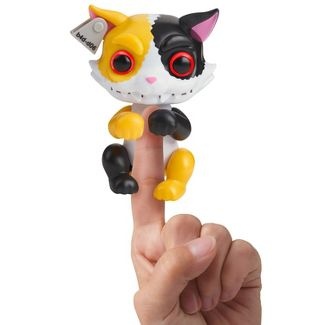 Grimlings - Cat - Interactive Animal Toy - By Fingerlings