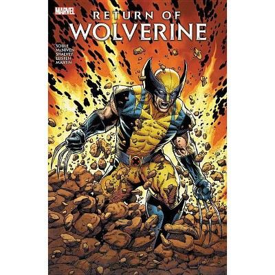 Return of Wolverine - (Paperback)