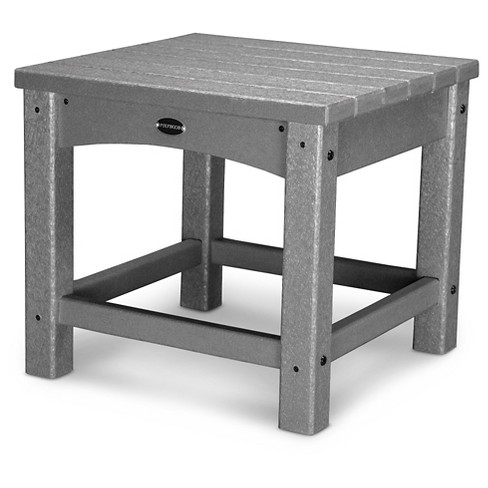 "POLYWOOD® Vineyard 18"" Side Table - image 1 of 1"