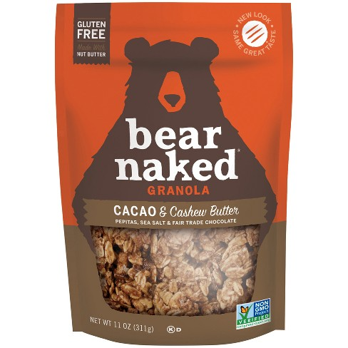 Bear Naked Cacao & Cashew Butter Soft Baked Granola - 11oz - image 1 of 4