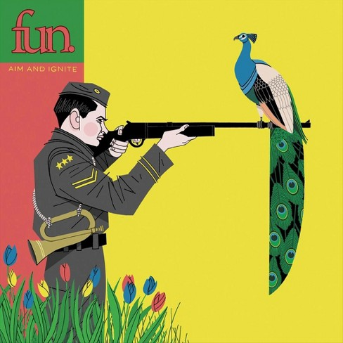 Fun. - Aim and ignite (Vinyl) - image 1 of 1