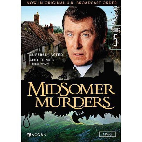 Midsomer Murders: Series 5 (DVD)(2013) - image 1 of 1
