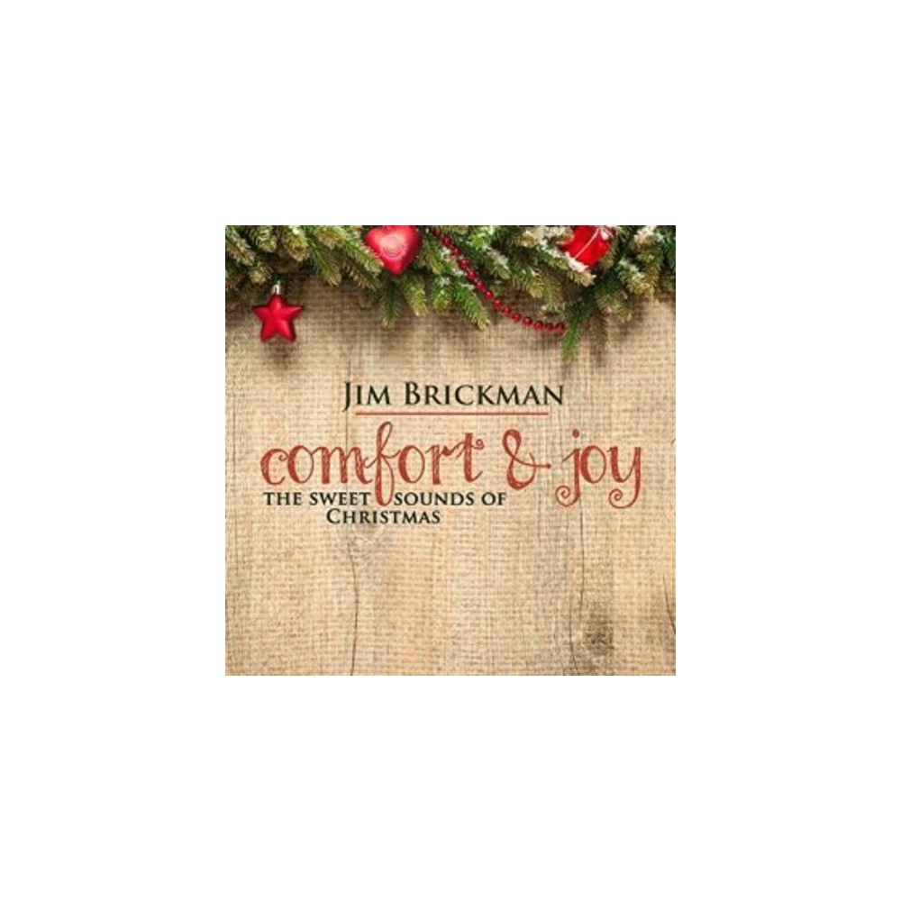 Jim Brickman - Comfort & Joy (CD)