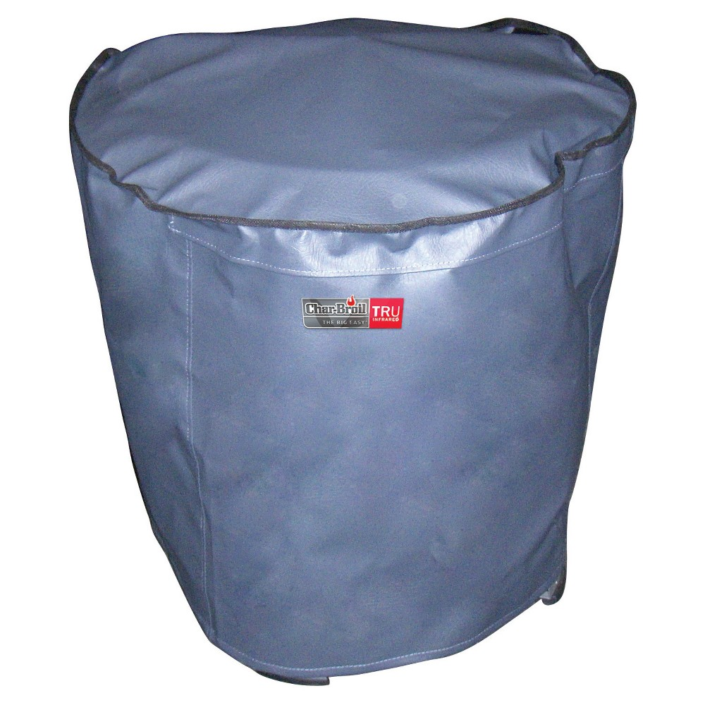 Char-Broil The Big Easy Oil-less Turkey Fryer Cover, Gray 50015726