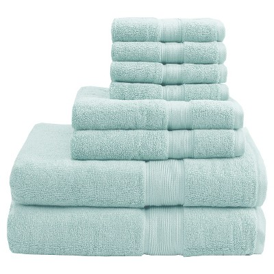 Bath Towel Set- Seafoam
