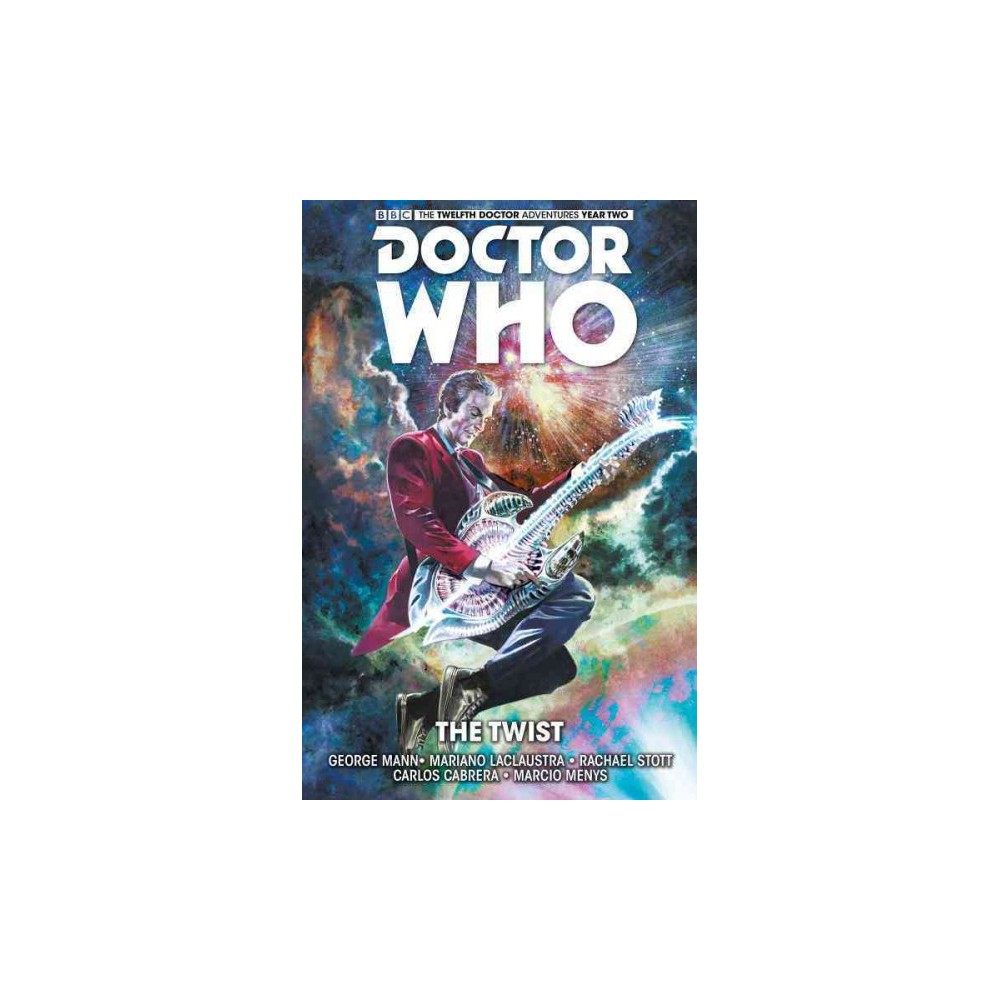 Doctor Who the Twelfth Doctor 5 (Hardcover) (George Mann)
