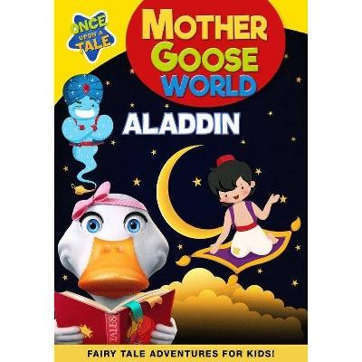 Mother Gooseworld: Aladdin (DVD)(2020)