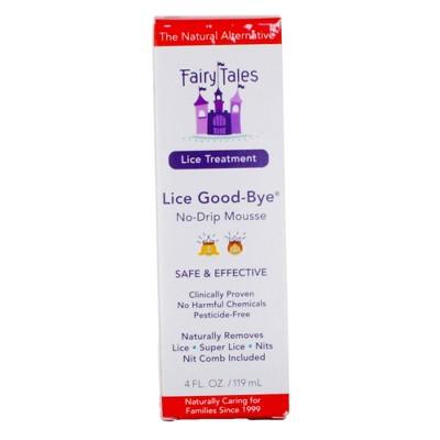 Fairy Tales Lice Goodbye Treatment - 4 fl oz