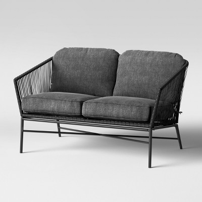 Bon Standish Patio Loveseat   Gray   Project 62™ : Target
