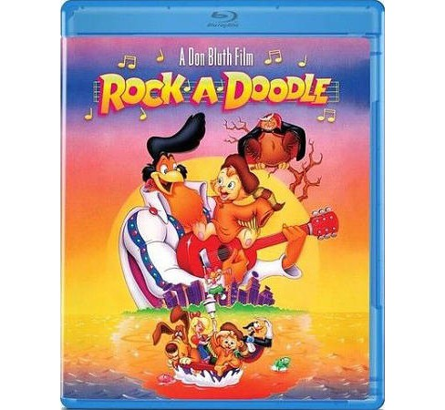 Rock A Doodle (Blu-ray) - image 1 of 1
