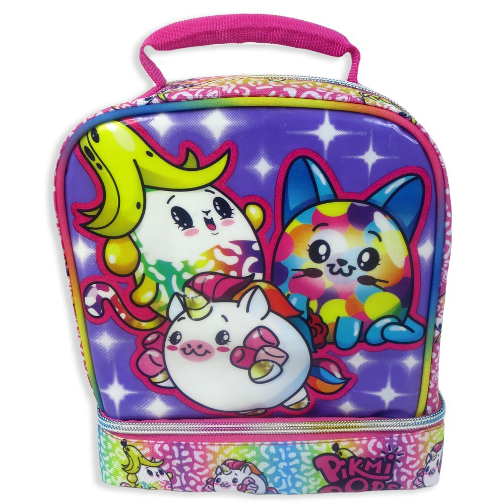 Image of General's Kids' Lunch Box - Pikmi Pops, Dark Pink