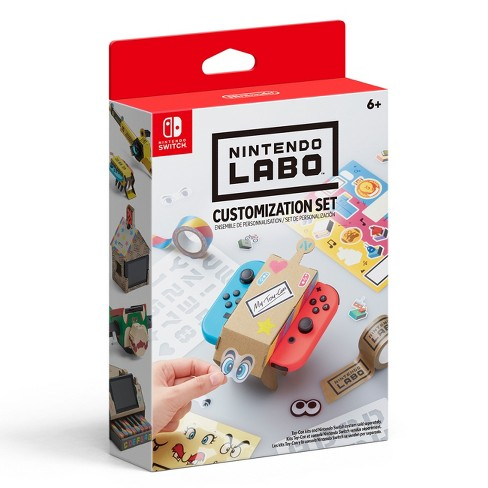 Nintendo Labo Customization Set - image 1 of 7
