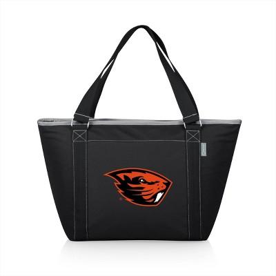 NCAA Oregon State Beavers Topanga Cooler Tote Bag - Black