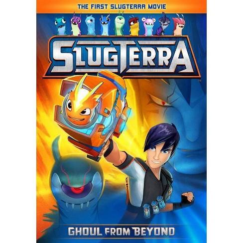 Slugterra Ghoul From Beyond Dvd
