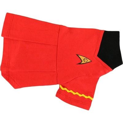 Crowded Coop, LLC Star Trek Uhura Uniform Dog Skirt