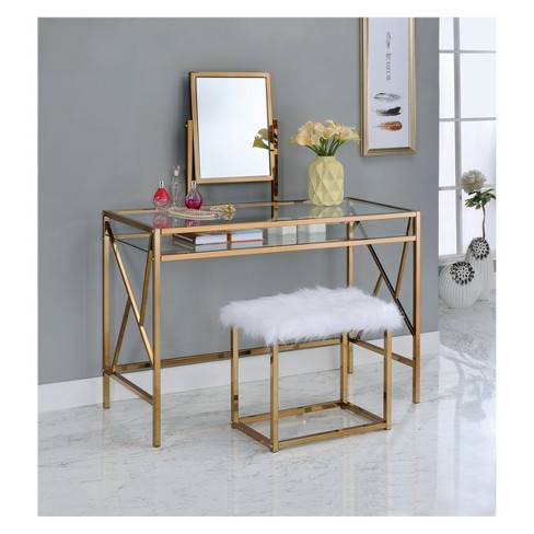 Iohomes Burdette Contemporary Vanity Table Set - image 1 of 3