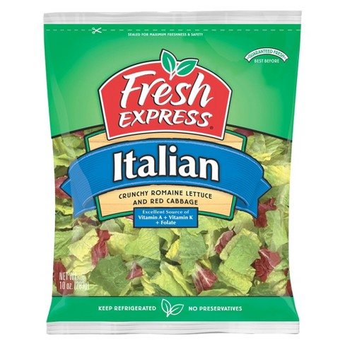 Fresh Express Italian Salad Blend - 10oz - image 1 of 1