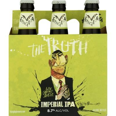 Flying Dog The Truth Imperial IPA Beer - 6pk/12 fl oz Bottles