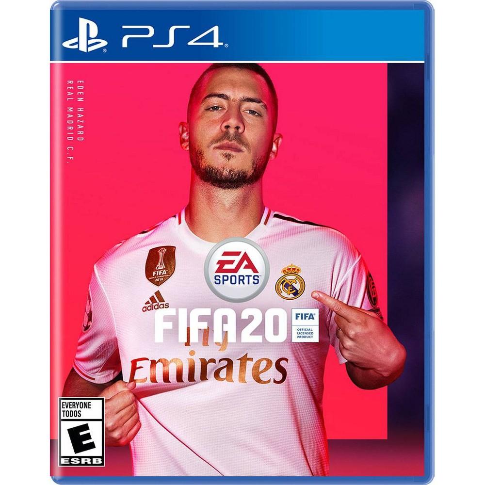 FIFA 20 - PlayStation 4, video games