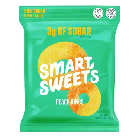 SmartSweets Peach Rings - 1.8oz - image 1 of 4