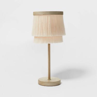 Fringe Table Lamp - Pillowfort™