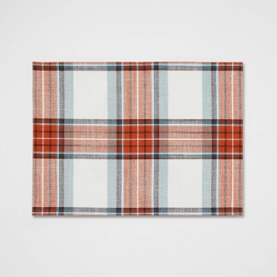 Reversible Plaid Placemat - Threshold™