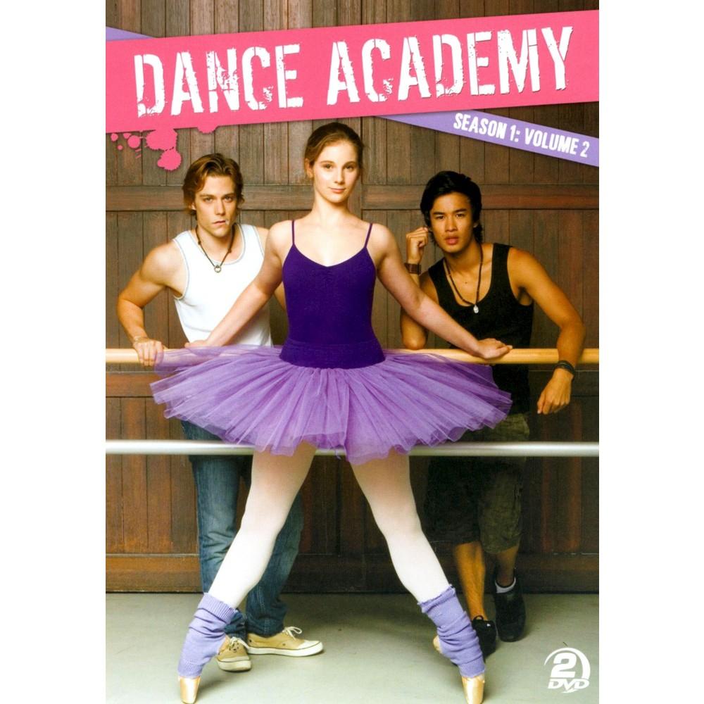 Dance Academy:Ssn 1 Vol 2 (Dvd)