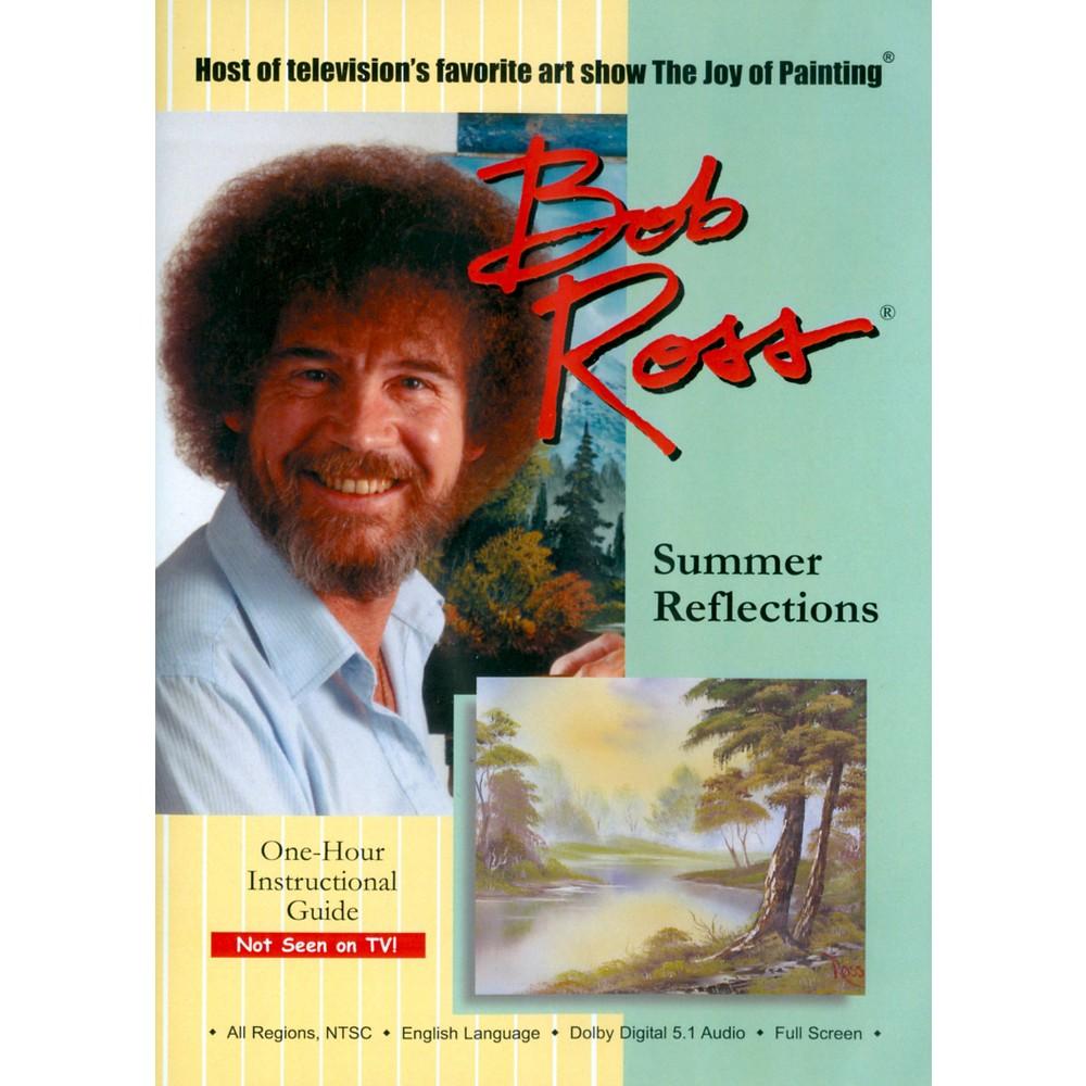 Bob Ross:Joy Of Painting Summer Refle (Dvd)