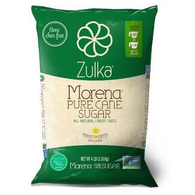 Zulka Morena Pure Cane Sugar 64oz