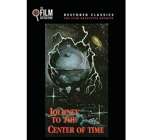 Journey To The Center Of Time (DVD) - image 1 of 1