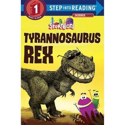 Tyrannosaurus Rex (Paperback)(JibJab)
