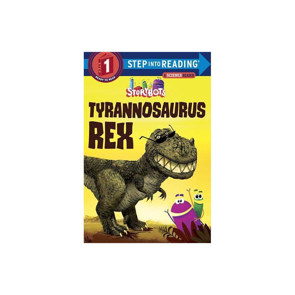 Tyrannosaurus Rex Paperback Jibjab