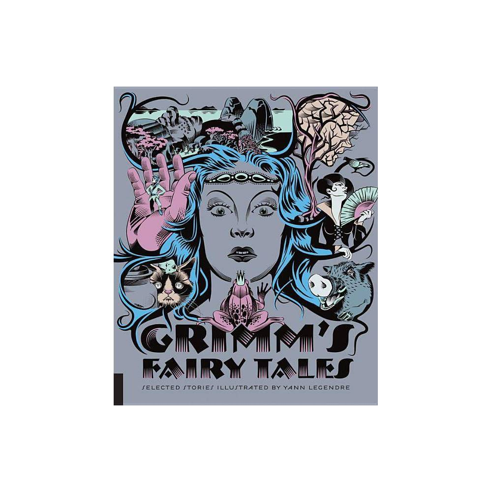 Classics Reimagined, Grimm's Fairy Tales - by Wilhelm Grimm & Jacob Grimm (Hardcover) Yann Legendre is an internationally recognized illustrator, designer and art director based in Paris. His illustrations have appeared in the Wall Street Journal, the New York Times, The New Yorker, The Reader, Perspective Magazine, le Monde... He is the art director of the French publisher Inculte, designing each book cover and every illustrated book series. He regularly creates illustrations for Universal Music in London, the Steppenwolf Theater in Chicago, Janus Films and the Criterion Collection in New York. In 2011, CB2 (Crate and Barrel) commissioned him to illustrate a new collection of furniture called  Fresh Ink.  In 2010 he started a collaboration with the filmmaker Joe Swanberg, designing and illustrating all of the director's movie posters. Yann received an Award of Excellence for the best movie poster design from the South by Southwest Film Festival. Wilhelm Grimm (1786-1859), German author and cultural researcher, was one half of the Grimm Brothers; authors of some of the most popular and best-known European fairy tales. He was born in the town of Hanau, in what was at the time the Holy Roman Empire. He was a graduate of the University of Marburg. The Brothers Grimm, Jacob (1785-1863) and Wilhelm (1786-1859), who today are among the most popular and best-known storytellers of folk tales, were German linguists and cultural researchers who gathered and published their influential collections of legendary folklore during the 19th century.
