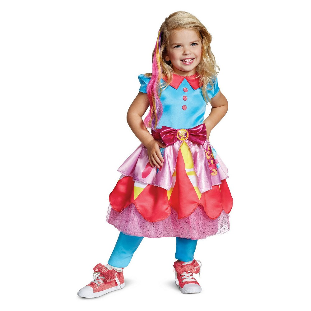 Image of Halloween Girls' Sunny Day Sunny Halloween Costume S, Girl's, Size: Small, MultiColored
