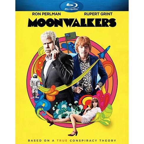 Moonwalkers (Blu-ray) - image 1 of 1