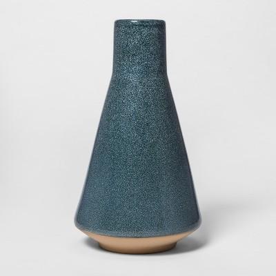 Stoneware Vase Medium - Green - Project 62™