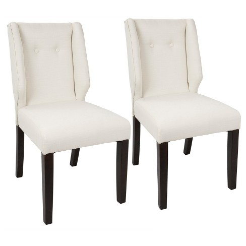 Rosario Contemporary Dining Chair - (Set of 2) - Lumisource - image 1 of 8