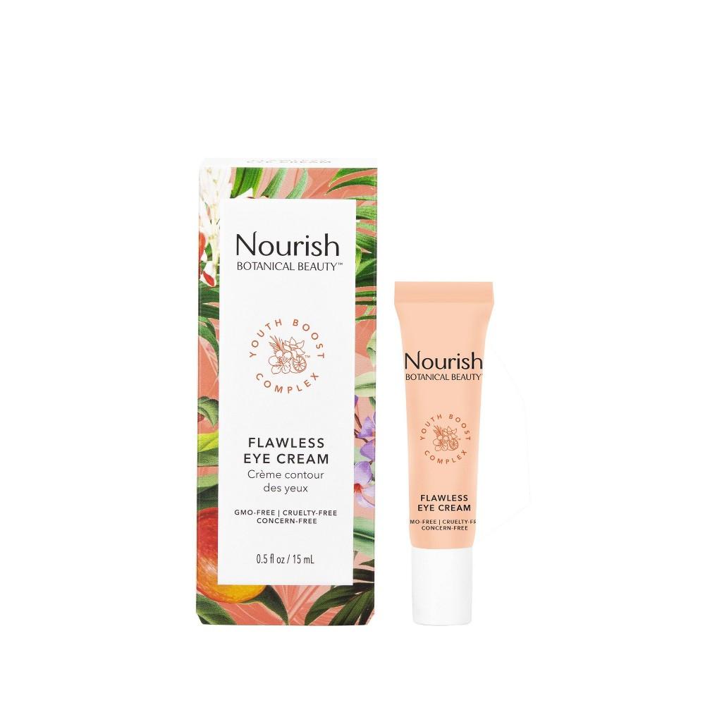 Image of Nourish Organic Botanical Beauty Flawless Eye Cream - 0.5 fl oz