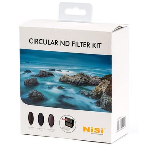 NiSi 77mm Circular ND Filter Kit - image 1 of 4