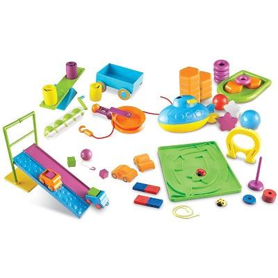 Learning Resources STEM Classroom Bundle, 4 Set, Ages 5+