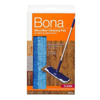 Bona MicroFiber Cleaning Pad - 1ct